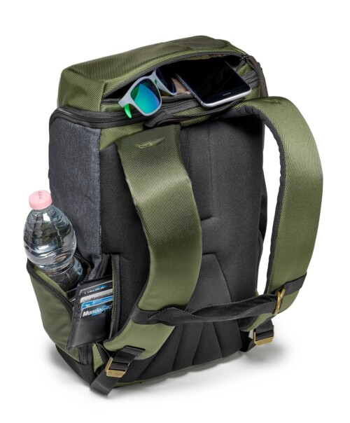 Manfrotto Street camera backpack para CSC objetos personales
