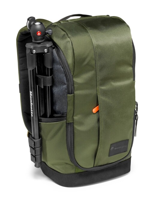 Manfrotto Street camera backpack para CSC alojamiento trípode