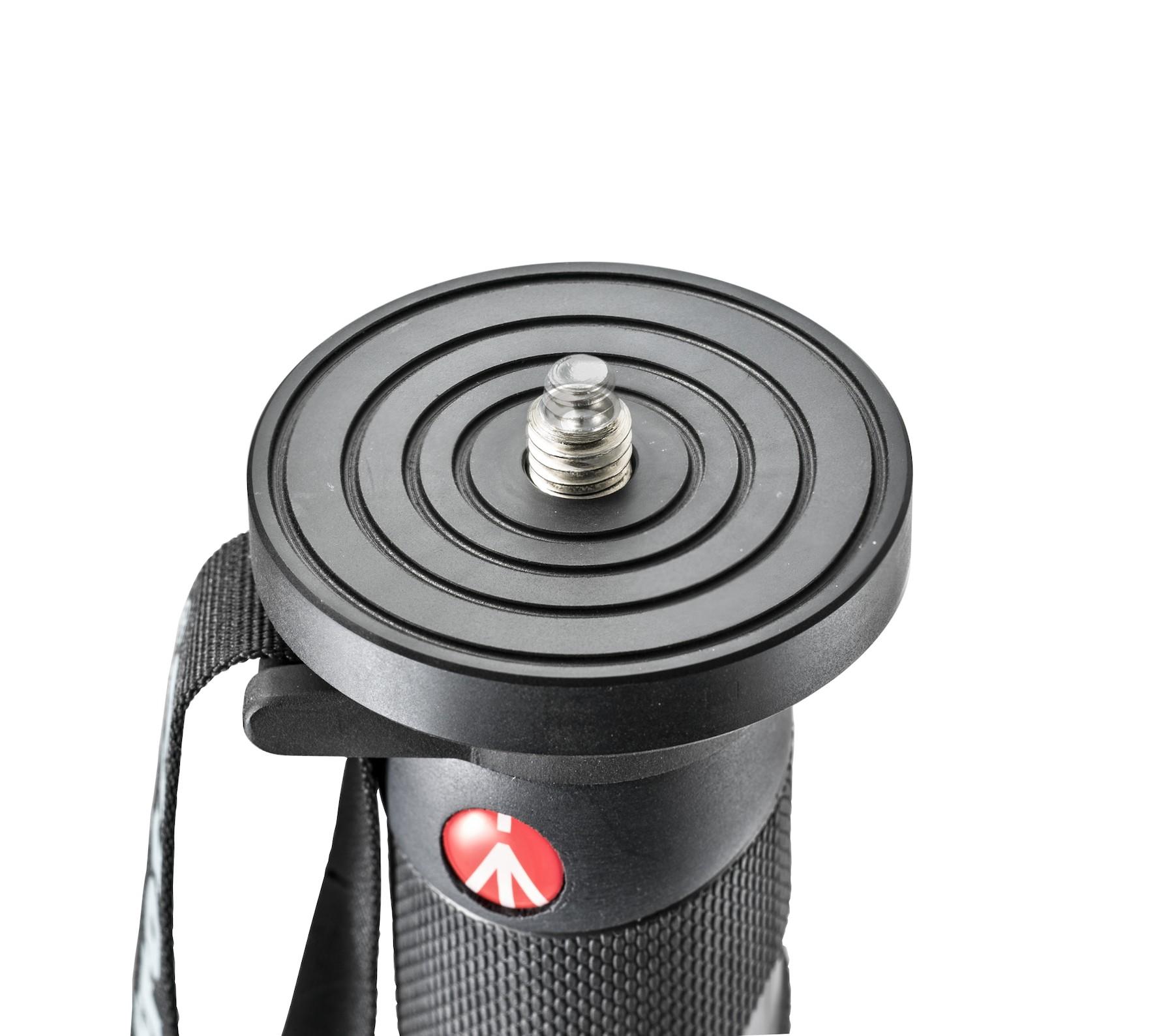 Monopié Manfrotto XPRO PRIME 4 tornillo zapata reversible