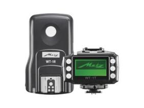 Pack sincronizador Metz wireless WT-1 para flashes