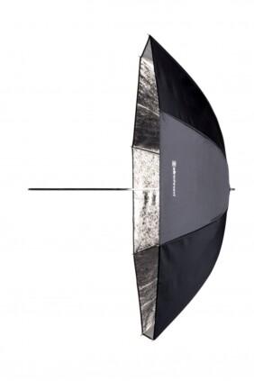 Paraguas Elinchrom Shallow plata de 105 centímetros
