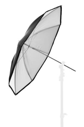 Paraguas blanco de Lastolite de 80 centímetros