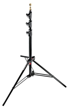 Pie de estudio neumático Manfrotto Photo Master Stand Air Cushioned
