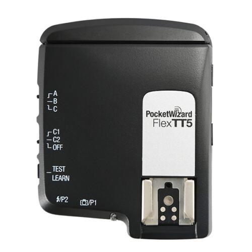 PocketWizard Flex TT5 para Canon o Nikon