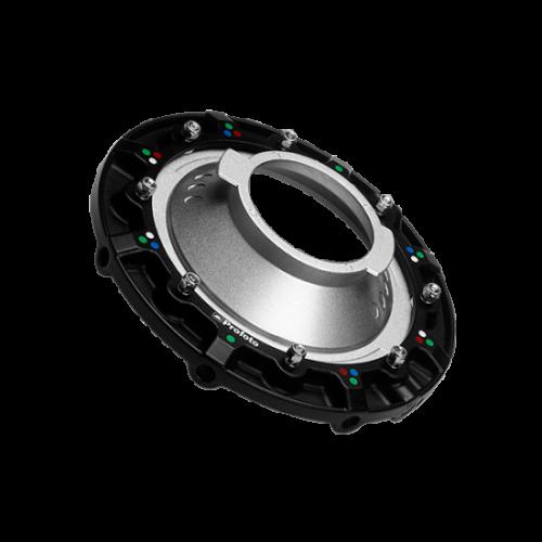 RFi speedring adaptor Broncolor Visatec