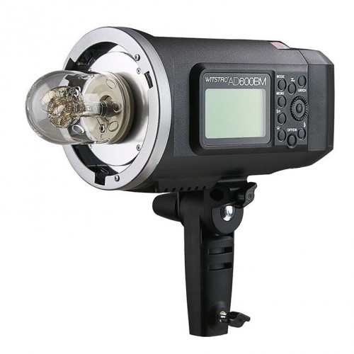 Flash autónomo Godox AD 600 BM con HSS