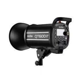 Godox QT-600 II, el nuevo flash de estudio de Godox