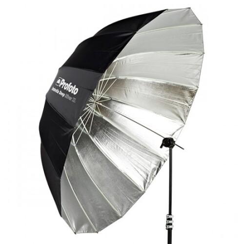 Paraguas Profoto umbrella deep plateado xl