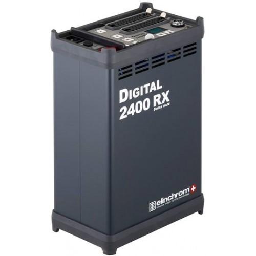 Generador de estudio Elinchrom 2400 RX Simétrico Digital