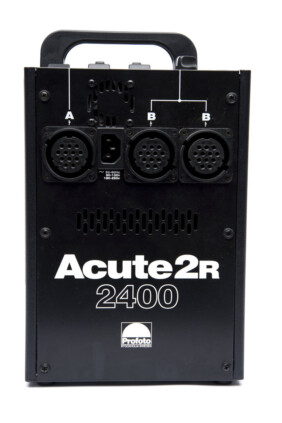 Profoto Acute2 R de 2400W radio PocketWizardProfoto Acute2 R de 2400W radio PocketWizard