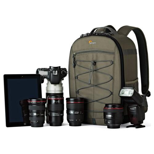 Capacidad fotografía profesional Lowepro 300 AW classic BP