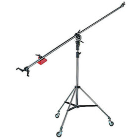 Jirafa Manfrotto super Boom Heavy Duty hasta 30 kg de peso