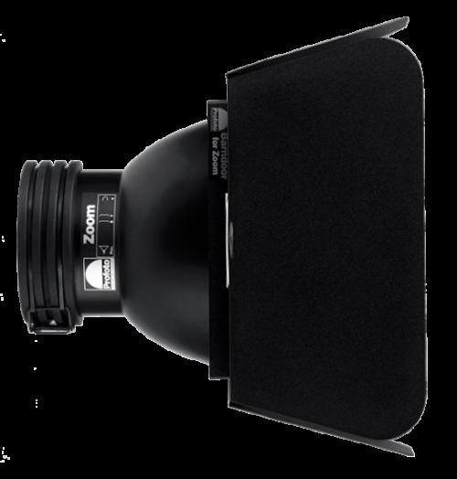 Kit de aletas para parábola de estudio Profoto Zoom Reflector