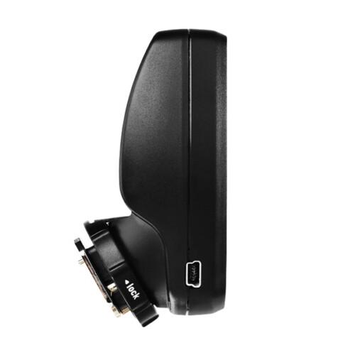 Vista lateral Profoto Air Remote TTL para Olympus