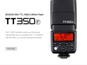 Godox TT 350 Fijufilm