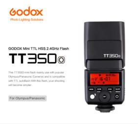 Godox TT 350 Olympus