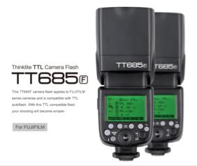 Godox TT658 Fujifilm