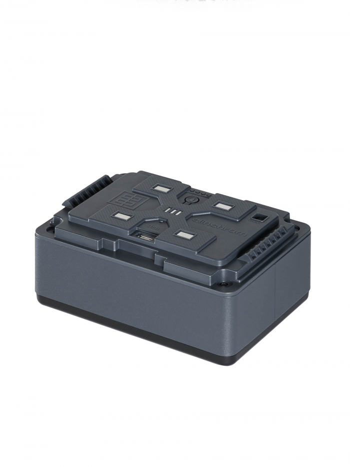 Vista superior batería HD Li-Ion ELB 1200
