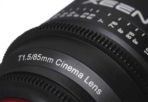 Follow focus Xeen 85mm