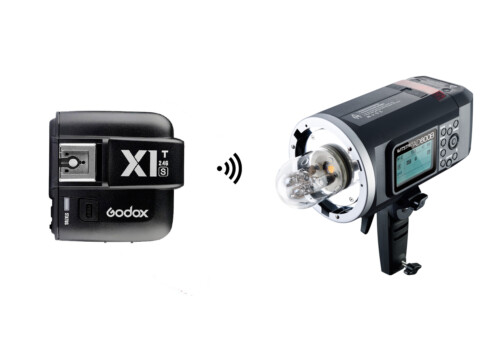 Kit Godox AD600B + Godox X1T-S para Sony