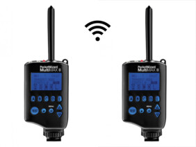 Pack 2X PocketWizard Multimax II