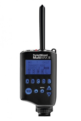 PocketWizard Multimax II transceptor