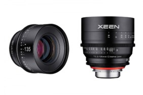 Xeen 135mm T1.5