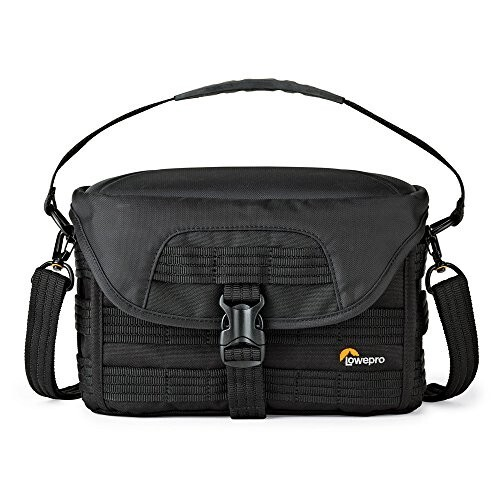 Vista frontal Lowepro ProTactic 120 AW