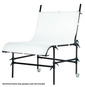 Mesa para bodegón Manfrotto Still Life de color negro sin Perspex®