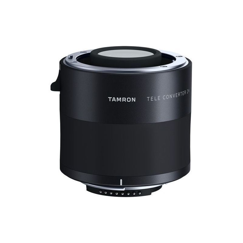 Teleconvertidor Tamron x2 para Nikon sellado polvo y agua