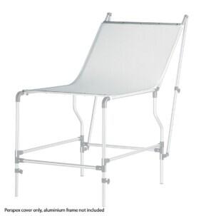 Panel Perspex® para mesa de bodegón Manfrotto mini para bodegón