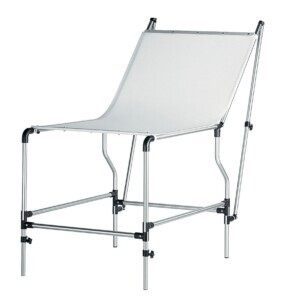 Mesa para bodegón Manfrotto mini con Perspex®