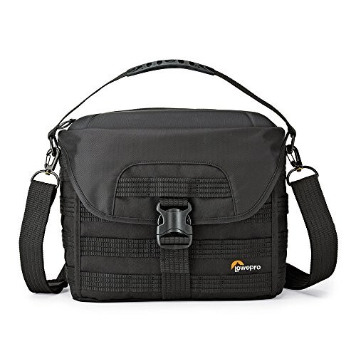 Vista frontal bandolera Lowepro