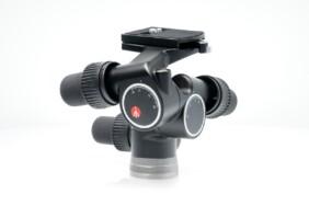 Rótula de cremallera Manfrotto 405 Pro digital