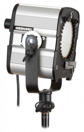 Antorcha Hedler DX15 luz fría con lámpara equivalente a 600W tungsteno