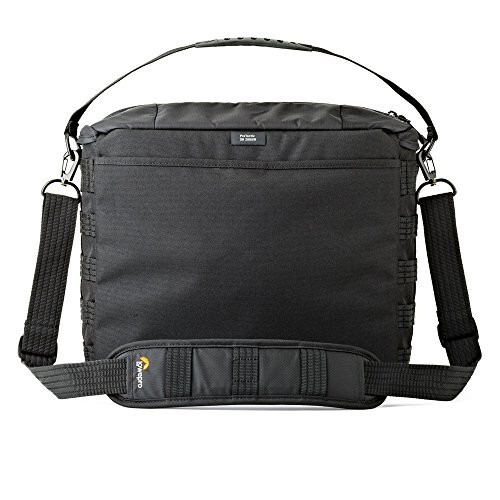 Vista trasera ProTactic 200 AW Lowepro