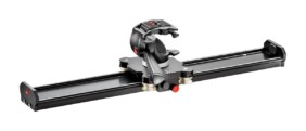 Kit Slider Manfrotto 60cm con rótula 3Way