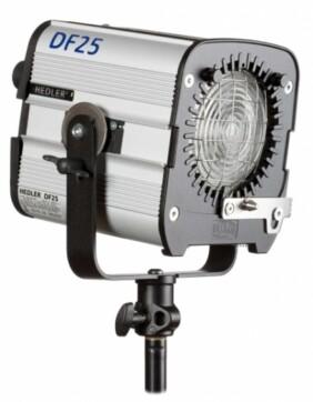 Fresnel Hedler DF25 luz de día