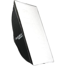 Softbox Elinchrom Rotalux 60x80 cm con anillo adaptador a flash