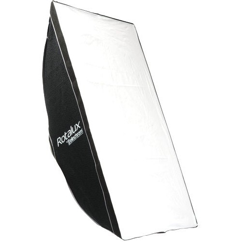 Softbox Elinchrom Rotalux 60x80 cm con anillo adaptador a flash