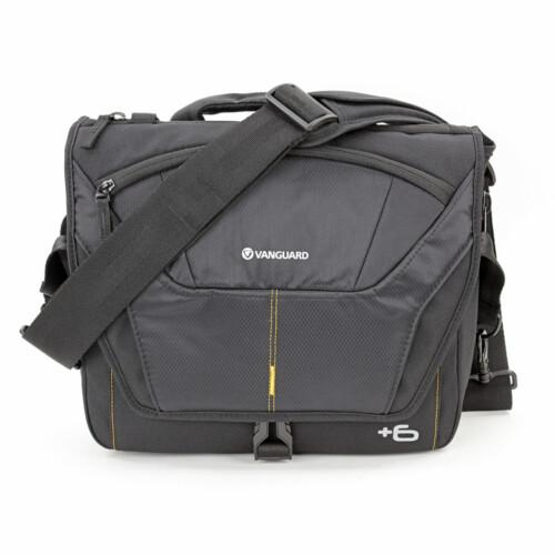 Bandolera Vanguard Alta Rise 28 Messenger Bag vista frontal