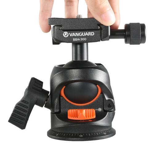 Vista trasera BBH-300 Vanguard