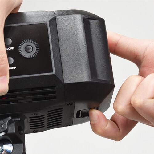 Anclaje batería SLB60 de Godox