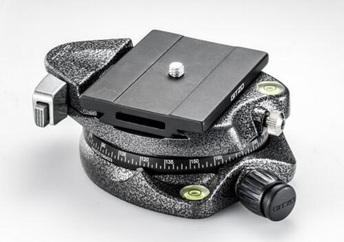 Disco panorámico Gitzo con zapata rápida magnesio serie 3