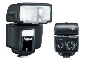 Flash Nissin i40 para todas las monturas