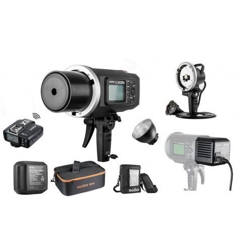 Kit Godox AD600BM PRO para Nikon