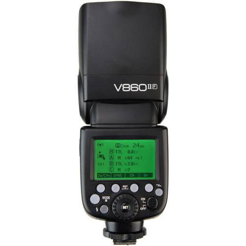 LCD Godox Ving V8600II Fujifilm