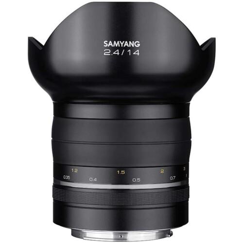 Samyang XP 14mm F2.4 para Nikon