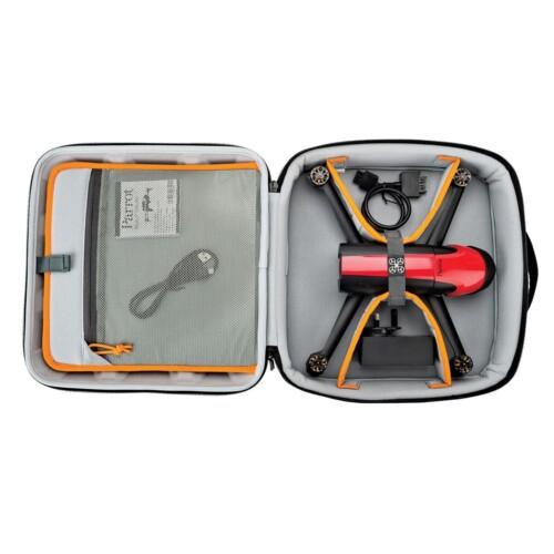 Ejemplo organizador y almacenaje DroneGuard CS 200