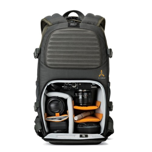 Interior ejemplo 2 Trek 250 AW Lowepro